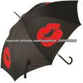 China sombrilla de protección solar paraguas recto
