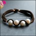 personalizados hechos a mano pulsera de la perla
