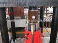 100 ton hidráulico pretensado de gatos hueco para la construcción