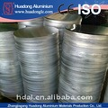 1050 profundo dibujo de aluminio círculo