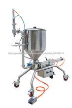 neumática máquina dosificadora crema (cilindro Festo alemán)