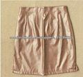 2014 sexy moda faldas de gama alta