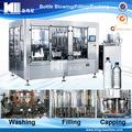 Mineral completa línea de producción de agua