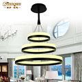 Nueva llegada lamparas LED aluminio Chandelier tipos de iluminacion MD5061