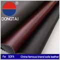 dongtai salon moderne canapé en cuir fabriqués en chine