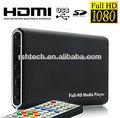 "Hdd reproductor multimedia,apoya 2.5 ""plato- fuerte"