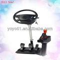 Venta portátil simulador de conducción del vehículo caliente