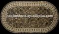 De Estilo europeo de mármol natural patrón de diseño del piso