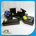 Baratos joyería collar cajas/calidad superior de madera caja de joyería para el regalo