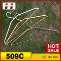 oem melhor serviço de caseiro cabide de roupas importadas da china 509c