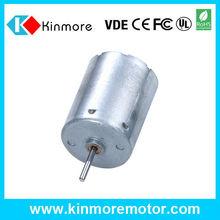 12v imán permanente motor de corriente continua