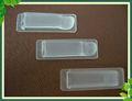corda de plástico clip