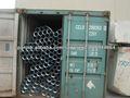 BS1387 tuberia de Acero Soldados Galvanizados
