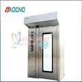 Máquina de equipos panaderias de venda por mayor hornos rotatorios de gas-ACN-R80120G
