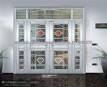 2013 venta caliente de lujo y el mejor precio de acero de madera puerta de la habitación,puerta de seguridad precio