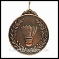 cobre antiguo de metal personalizado medalla de los deportes