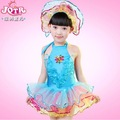 Princesa rendimiento brillante disfraz infantiles infantil muestran vestido de baile moderno ropa niñas