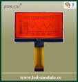 Caliente la venta de serie 128x64 JHD12864-G36BSC-G lcd