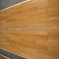 Plancher de bois de cerisier 3-ply T & G planche