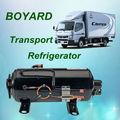 Lanhai compresor para el transporte de la carne refrigerada carrocería del camión