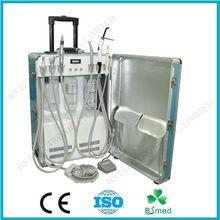 dental bs0751 china instrumento dental portátil unidad de succión