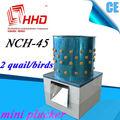 2014 projeto o mais novo ce aprovado nch-45 totalmente automático mini depena frango máquina para venda