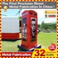 Londres cabina de teléfono para la venta, fábrica de venta directa de