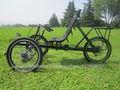 pulgadas 20 especializada venta caliente de la pared de doble velocidad 6 reclinadas triciclo para adultos baratos
