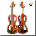 violino elétrico colorido com o caso e arco (VE230)