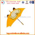 China fábrica de guarda-chuva a impressão do logotipo guarda-chuva das crianças