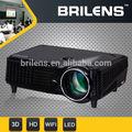 Brilens bl800 ivy alta lúmenes del proyector led, mini proyector, lúmenes 2200 3d teléfono móvil proyector