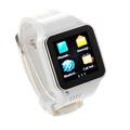 Los niños baratos reloj inteligente/bluetooth android reloj inteligente, u8 teléfono móvil reloj, a prueba de agua reloj telé