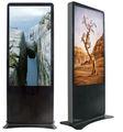 de alta calidad de 55 pulgadas stand alone competitivo publicidad digital display precio