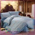 colorés imprimés draps de lit en bambou de gros