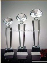 nuevo estilo de cristal trofeo