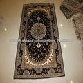100 seda persa alfombras y tapetes artesanales