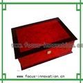 Caixa para charuto de abeto chinês com estilo antigo e alto nível
