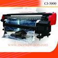 CJ-3000 Plotter de Impresion Solvente