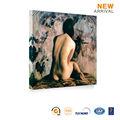 Nuevo 2014 hermosa desnudos girls photos cuadro de la pared pintura al óleo