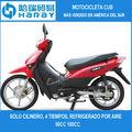2014 China suministra motocicleta cachorro con motor de 50 cc, disponible para la producción de OEM