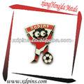 mayor insignia del fútbol del fútbol