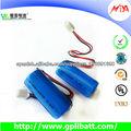 er14335 2/3aa 3.6v lithium battery 1300-1600mah