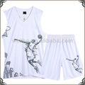 baloncesto diseño baratos de baloncesto uniforme de baloncesto al por mayor de la camisa y pantalones cortos