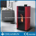 estufa de calor sin humo de la quema de madera estufa de venta al por mayor