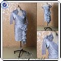 playa pp0196 corto más el tamaño de la madre de los vestidos de novia con chaquetas