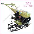 toma de fuerza del tractor ROTOCULTIVADORES / Mini sierpe cultivador / 10 hp timón de poder diesel