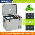 2014 nuevo producto alibaba expresar el hogar aparato portátil dc dc nevera congelador portátil