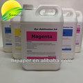 A granel tinta de la sublimación para epson/mimaki/roland/mutoh/seguro de color f6070/f7070