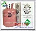 directo fabricantes de refrigerante 410a de gas