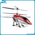 3.5 canais de metal grande helicóptero de controle remoto 105cm